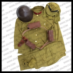 Japan WW2 Army Zhao Wu Soldier Uniform Sets