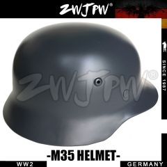German WW2 Army 1935 Type M35 Helmet Metal