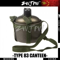 China Army Original Type 83 Kettle