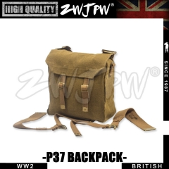 WW2 UK British Armny p37 bag Military medium Backpack High-Quality Replica-WITH L STRAP UK/105106