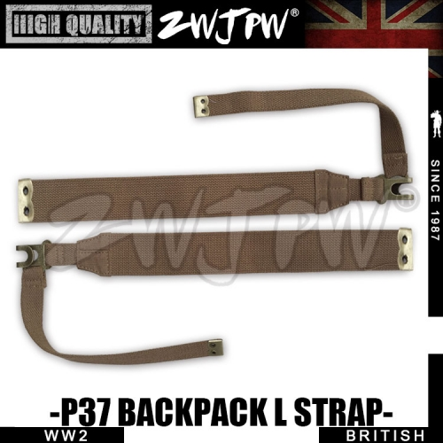 WW2 UK British Army p37 a Pair Replica l Belt Enfield Military High-Quality
