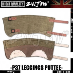 WW2 UK British Army p37 equipment Canvas Leggings High-Quality Replica-UK/105102