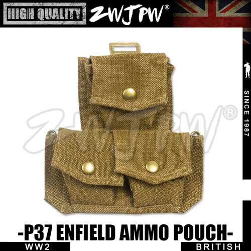 WW2 UK British Army P37 Articles Enfield Triad pack High-Quality Replica-UK/4071022