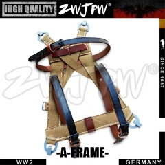 WW2 German Army Soldier A-Frame Carrier