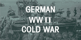GERMAN WW2·COLD WAR