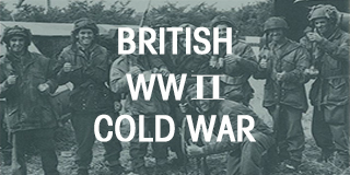 BRITISH  WW2·COLD WAR