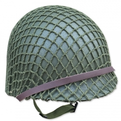 WW2 US Army M1helmet net cover High-Quality Replica-UK/407109
