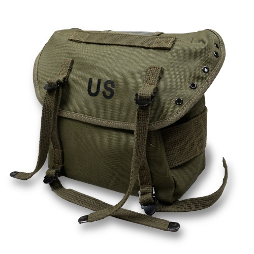 VIETNAM WAR US ARMY M1961 BACKPACK ARMY GREEN