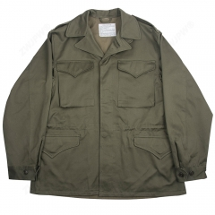 WW2 US MILITARY ARMY GREEN M43 COAT JACKET HIGH QUALITY