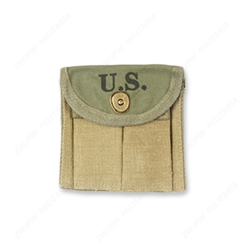 US WW2 M1 Magezine Pouch Canvas