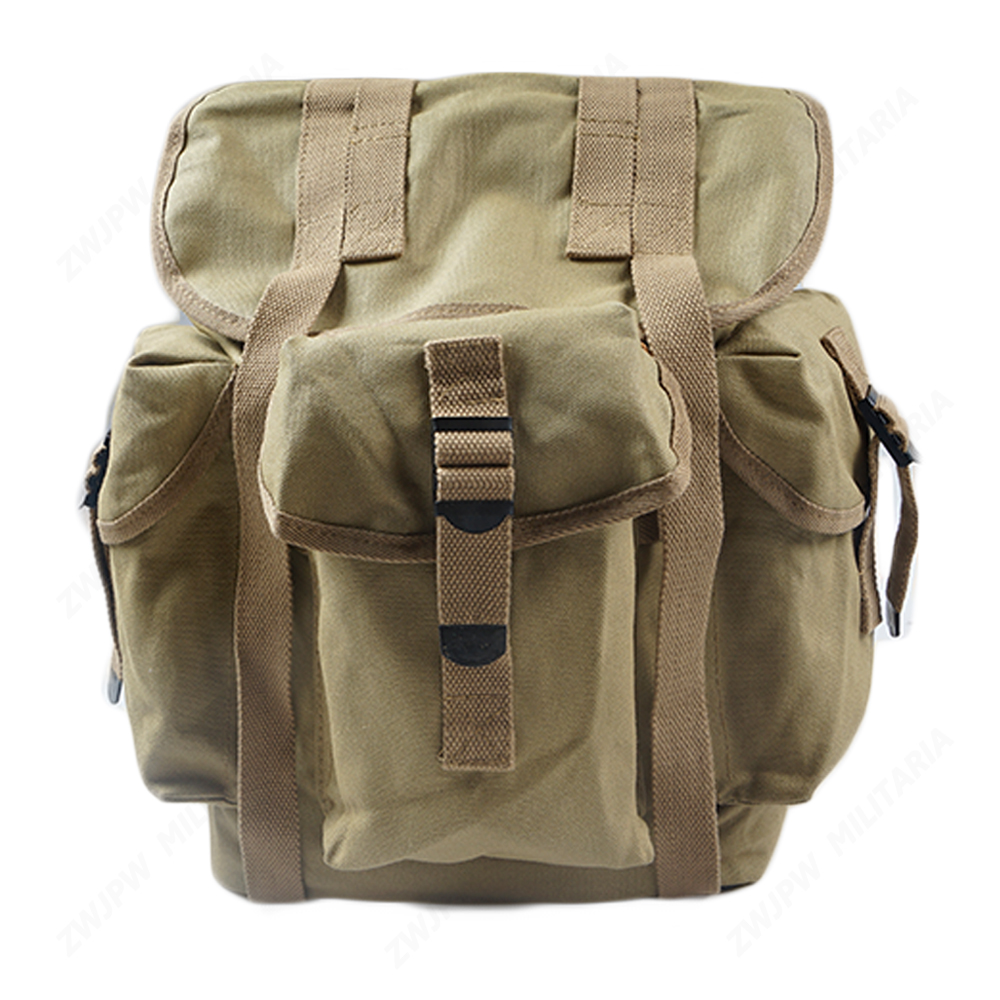 US WW2 Army M14 Knapsack Canvas Backpack