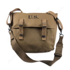 US WW2 Army M36 Backpack Militaria Canvas Khaki