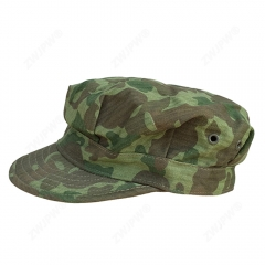 US WW2 Army Elite Pacific Camouflage Octagonal Field Cap