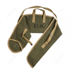 WW2 US Gun Cover Repro American Case Bag Rifle Carrier Army Soldier