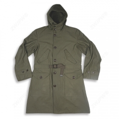 WW2 US MILITARY ARMY GREEN M47 COAT JACKET