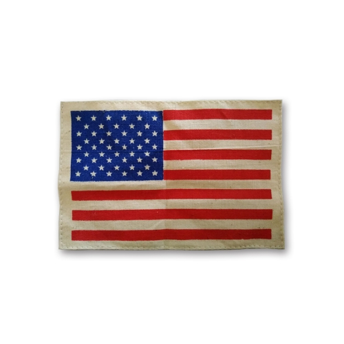 WW2 US AMERICAN FLAG ARMBAND