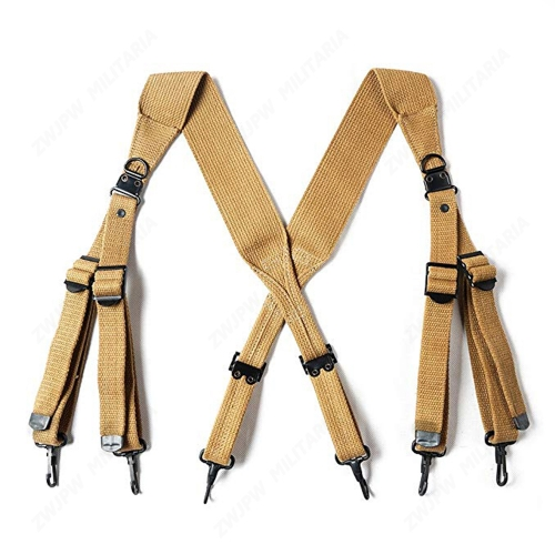 WW2 US ARMY M1936 Suspender Reinforced