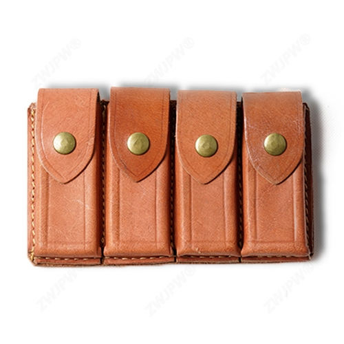 China WW2 Army Mauser Quadruple Ammo Pouch Clip