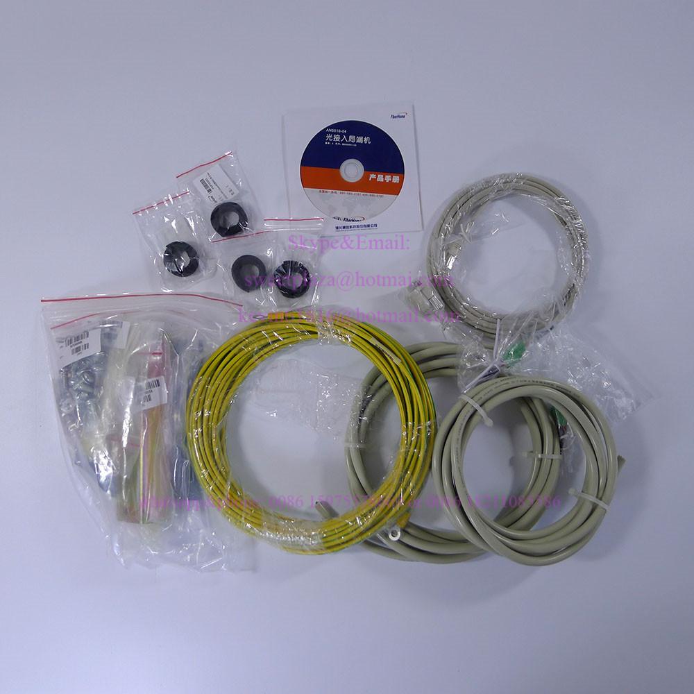 Fiberhome AN5516-04 GPON OLT , with 1* GCOB 16 ports GPON board, 1*AC  PRWA,2*HSUC,Optical line terminal