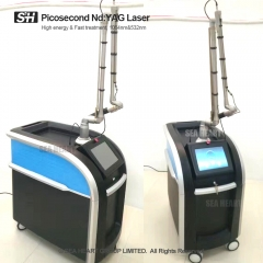 Picosecond Q Switch Nd: Yag laser for Tattoo Removal, Age Pigment & Freckle removal