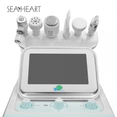 9-in-1 Hydra Facial Microdermabrasion Salon Equipment