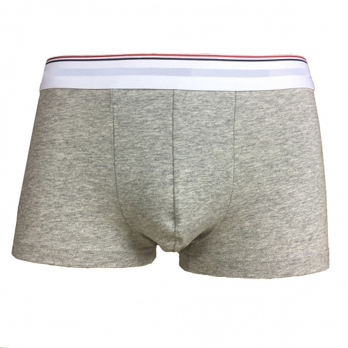 High quality Men's brand cotton cueca Underwear boxers ; men low rise trunk boxer comfort