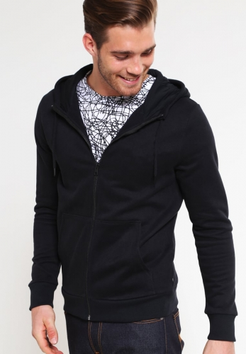 Men zip-up calssed hoodies