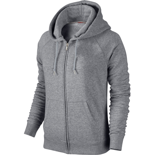 women zip-up calssed hoodies