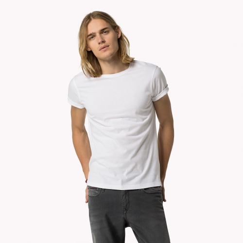 Men regular fit cotton T-shirt