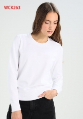 women plinted logo Sweatshirt