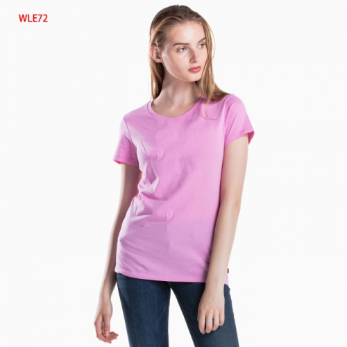 Women's slim fit perfect letter print quality T-shirt