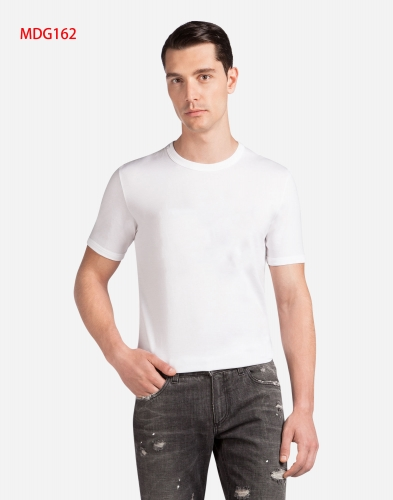 Fashion casual sports cotton men's round neck T-shirt