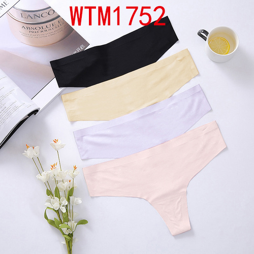 Europe size women's underwear panty Invisible Thong