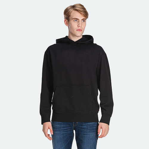 Men fashion casual sports cotton warm Sweatshirt