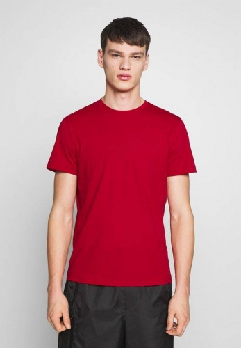 Men Cotton Crewneck Tee