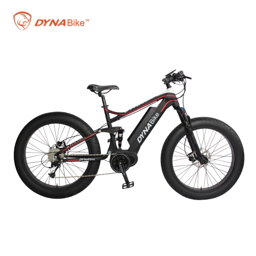 lithium battery power fat tire electric chopper bi...