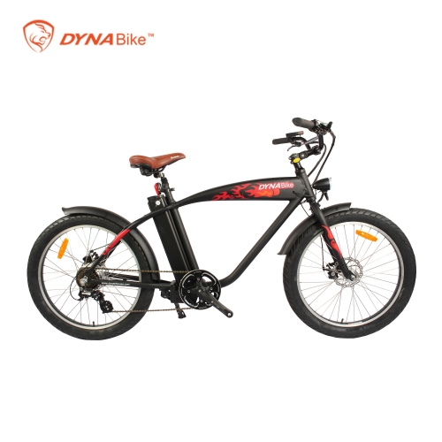 K5 COUGAR Electric Fat Bike