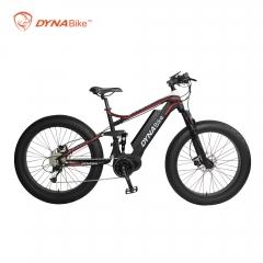 S4 Electric Mountain Bike