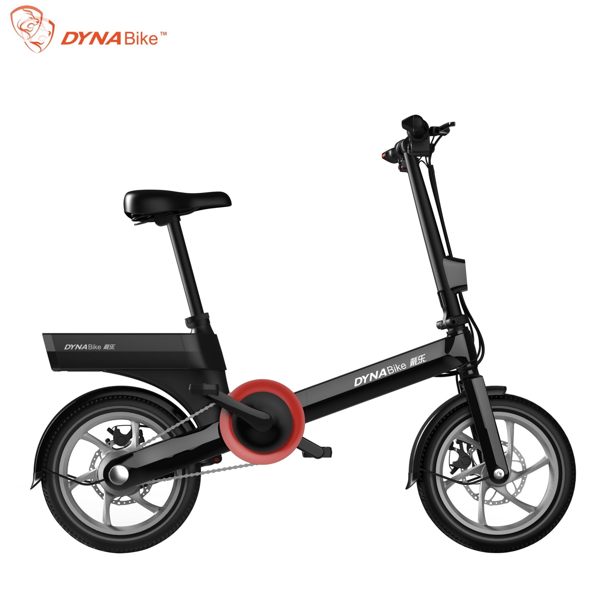 D6 Electric Folding Bike