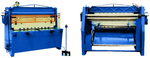 "2540mm (100"") Electrical 3-in-1 Machine"