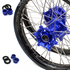 VMX 21/18 ENDURO WHEELS RIMS FOR YAMAHA YZ250F YZ450F