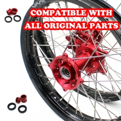 VMX MX WHEELS SET 21/19 FOR HONDA CRF250R CRF450R 2012