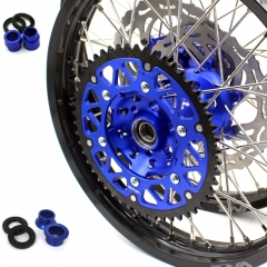 VMX 21/18 COMPLETE WHEELS SET FOR YAMAHA YZ 250F  450F YZ 125 250 2020