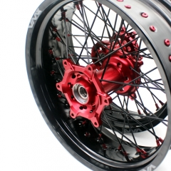 VMX SUPERMOTO WHEELS SET FOR HONDA CRF250R CRF450R 2020
