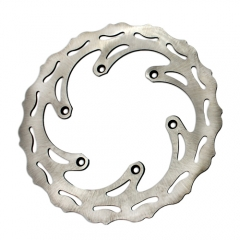 YAMAHA FRONT WHEEL DISC 250MM ROTORS STAINLESS STEEL