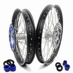 VMX COMPLETE CASTING WHEELS SET FOR YAMAHA YZ 250F  450F YZ 125 250 21/19