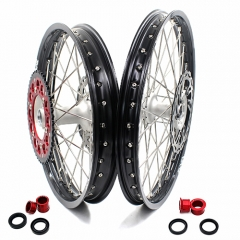 VMX MX WHEELS SET 21/19 FOR HONDA CRF250R 2014 CRF450R 2020 DISC