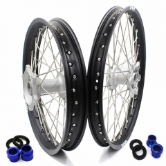 VMX MX CASTING WHEELS SET 21/9 FOR YAMAHA YZ 250F 450F YZ 125 250