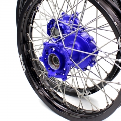 VMX ENDURO WHEELS 21/18 FOR KTM 690  SMC R BLUE HUB