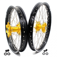 VMX MX WHEELS FOR SUZUKI RM 125 RM 250 2000-2008